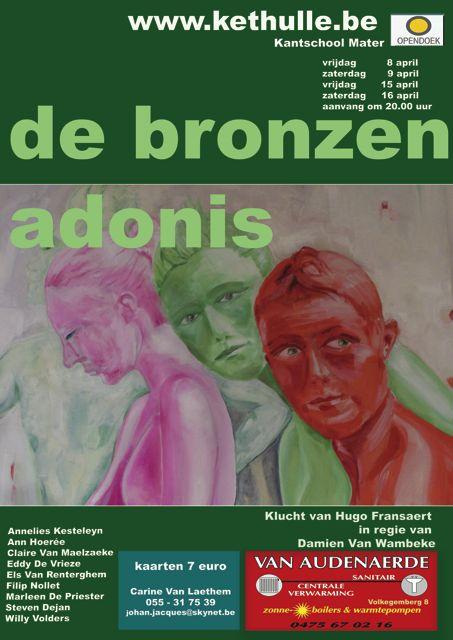 De Bronzen Adonis